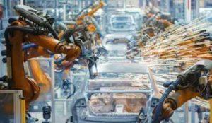 IoT smart factory Auro